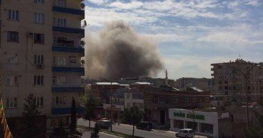 وسائل إعلام تركية: انفجار وسط مدينة هاطاى جنوب البلاد