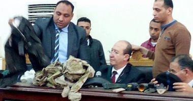 المستشار حسين قنديل رئيس محكمة جنايات القاهرة
