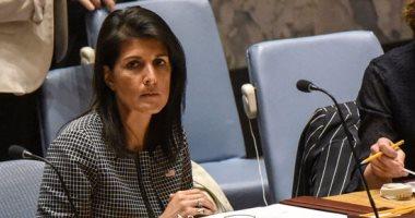 سفيرة أمريكا بالأمم المتحدة: ترامب يؤمن بتغير المناخ