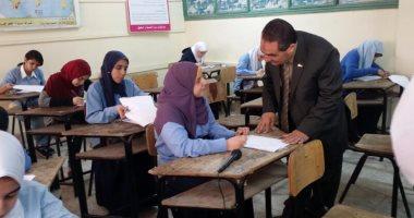 التعليم: الطالب المتغيب عن الامتحان يظهر شريط تقييمه بالنتيجة باللون الرمادى