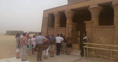 """10 فوائد لمحافظة المنيا بعد الكشف الأثرى الجديد بـ""""تونة الحبل"""".. تعرف عليها"""