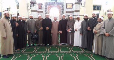 أئمة أوقاف الإسكندرية: نفتح ذراعينا لنشر صحيح الإسلام والنصر على الإرهاب