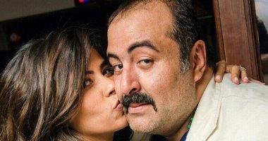 """بعد انفصالهما رسميا.. كواليس روبى وسامح عبد العزيز فى لوكيشن """"رمضان كريم"""""""