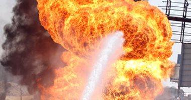وزارة الصحة تعلن وفاة حالة من مصابى انفجار خط غاز التجمع الخامس 201704150238223822