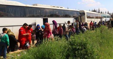 مركز المصالحة الروسى فى سوريا: عودة مجموعة جديدة من النازحين إلى ريف حلب