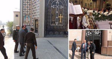 مدراء الأمن يراجعون خطط التأمين النهائية للكنائس قبل عيد الميلاد المجيد