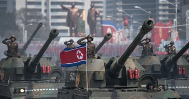الإعلام الكوري الشمالي يبرز دعوة كيم جونج أون للحفاظ على القوة العسكرية