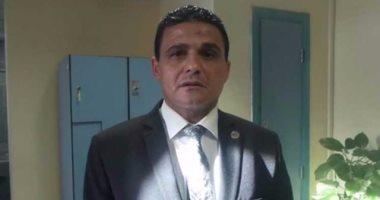 الحكم محمد فاروق يدرس الترشح بانتخابات اتحاد الكرة المقبلة