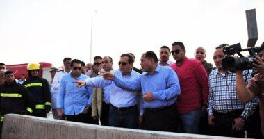 وزير البترول يعلن تشغيل خط البوتاجاز المحترق بالتجمع الخامس اليوم