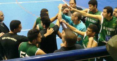 الاتحاد السكندرى يعلن قائمة فريق السلة فى بطولة الحريرى الدولية