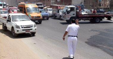 ضبط 70 سائقًا لتعاطيهم المخدرات أثناء القيادة على الطرق السريعة