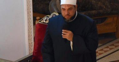 الدكتور محمد العجمى وكيل وزارة الأوقاف بمحافظة الإسكندرية