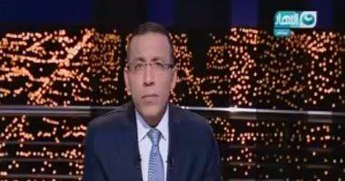 """خالد صلاح بـ""""آخر النهار"""":عدم وجود منافسين فى السباق الرئاسى مسئولية الأحزاب"""