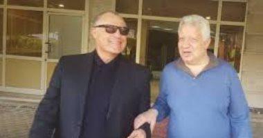 جلسة مرتضى منصور وأبو ريدة تحسم مصير 5 لاعبين بالزمالك