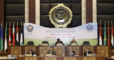 انطلاق فاعليات لجنة تنسيق العمل العربى المشترك بالأكاديمية العربية بالإسكندرية