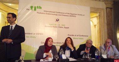 رئيس مؤتمر سكر الأطفال: 12% من الأطفال المصريين مصابون بالسمنة