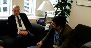 سفير مصر فى واشنطن: علاقة القاهرة مع واشنطن لابد أن تكون عابرة للأحزاب