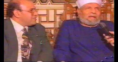 الليلة.. قناة المحور تحتفل بذكرى ميلاد إمام الدعاة وتعرض لقاءات وصور نادرة له
