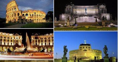 فى ذكرى تأسيسها..أقدم 5 أماكن أثرية فى روما
