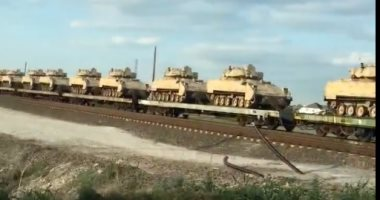 فيديو يرصد تحركات للجيش الأمريكى بولاية تكساس..ومواطنون: الحرب قادمة