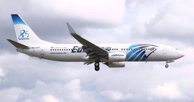 """""""مصر للطيران"""" توقع اتفاقية بشأن الترفيه والاتصالات اللاسلكية على الطائرات"""