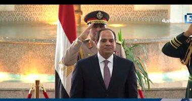 فتح الصالة الرئاسة بمطار القاهرة لاستقبال الرئيس بعد عودته من السعودية