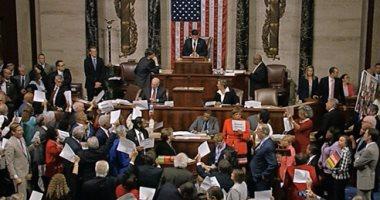 محادثات بالكونجرس الأمريكى تسفر عن اتفاق لتمويل الحكومة حتى سبتمبر