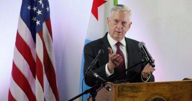 جيمس ماتيس: ترامب أمر بشن حملة لتصفية المتشددين فى سوريا والعراق