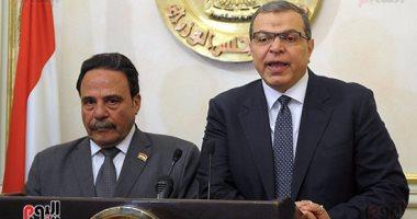 وزير القوى العاملة يلتقى وزير العمل العراقى لتحريك صرف المعاشات التقاعدية