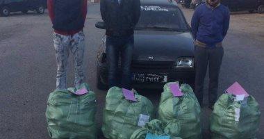 القبض على 3 أشخاص بحوزتهم سلاحا ناريا خلال كمين أمنى ببورسعيد