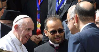 موقع فرنسى: زيارة البابا لمصر تهدف لإعادة الدفء بين الفاتيكان والأزهر