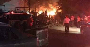 تفجير انتحاري يهز مدينة البصرة العراقية
