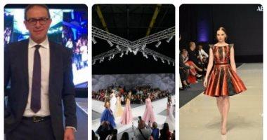 """جونى فضل الله: """"ديزاينر أند براندز"""" أسلوب جديد لعرض الأزياء بدلاً من أسابيع الموضة"""