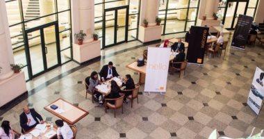 جامعة أكتوبر للعلوم الحديثة تنظم ملتقى التوجيه التوظيفى الأول