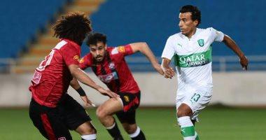 محمد عبد الشافى يقترب من المشاركة مع الأهلى السعودى بفرمان إدارى