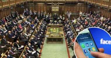 مجلس العموم البريطانى وفيس بوك