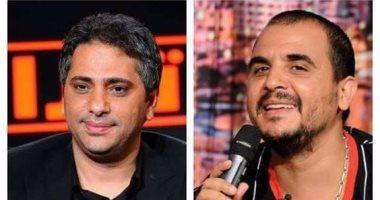 """فيديو نادر يوضح """"عشرة السنين"""" بين فضل شاكر ووليد سعد"""