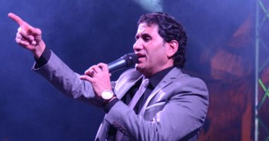 """أحمد شيبة يسجل """"اتقل اتكيف"""" الأغنية الدعائية مسلسل """"السر"""""""