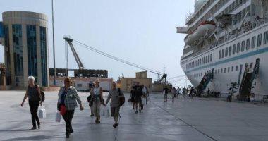 إعادة فتح ميناء الغردقة البحرى واستئناف الحركة الملاحية