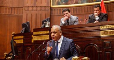 رئيس البرلمان: سنطبق اللائحة على من يثبت تورطه فى بيع تأشيرات الحج