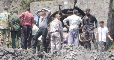 مصرع 21 شخصَا فى انهيار منجم للفحم غربى الصين