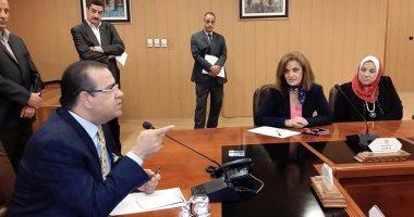 """رئيس جامعة المنصورة يلتقى فرق المراجعة الخارجية بـ""""هيئة ضمان جودة التعليم"""""""