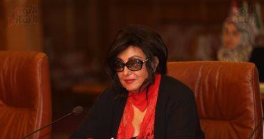 سهير المرشدى بمؤتمر مهرجان السينما الأفروآسيوية: قدر مصر أن تكون رائدة