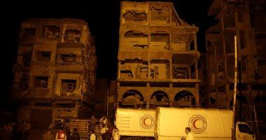 روسيا تبحث مع الصليب الأحمر إيصال مساعدات إنسانية إلى سوريا