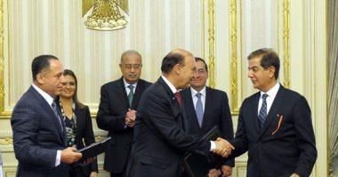 مجلس الوزراء: اتفاقية بـ500 مليون دولار لتمويل محطة صب سائل بميناء السخنة