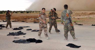 مقتل 20 شخصا من قوات سوريا الديمقراطية فى كمين لداعش بسوريا