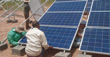 أفريقيا 50  تستثمر فى الطاقة الشمسية بمصر -