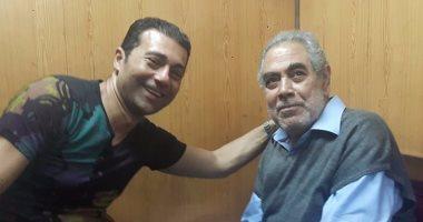 صبرى عبد المنعم: على الممثل أن يتطور مع الزمن ويحدث من أدواته