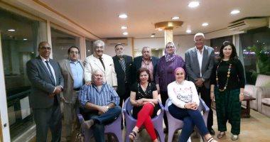 جمعية أبناء فنانى مصر للثقافة والفنون تطلق مبادرة 1000 عرض سينمائى