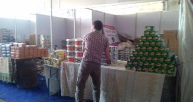 تموين السويس: افتتاح سوبر ماركت